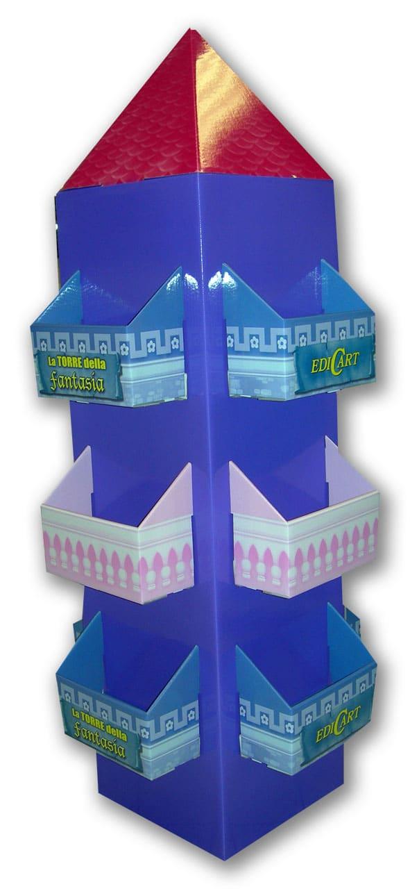 Espositore Torre