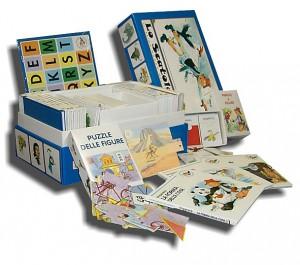 Giochi libri cartone vari
