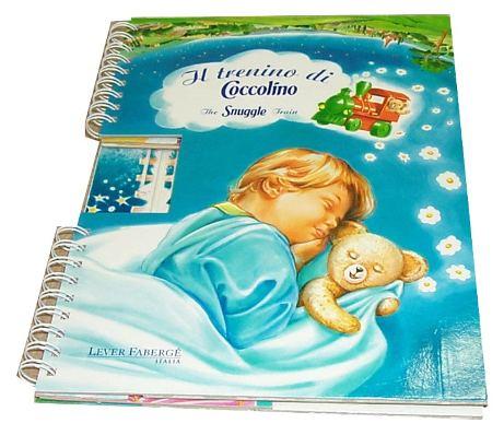 libro fiabe Coccolino