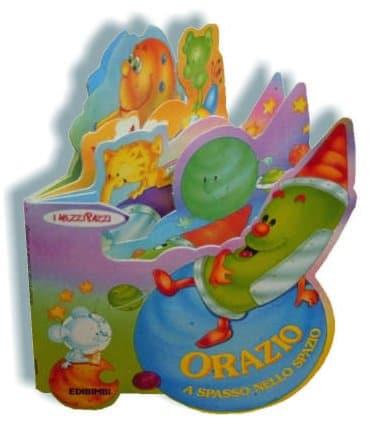 Libro gioco Orazio per bambini