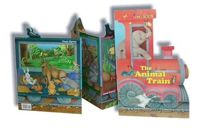 Varie cartone giochi libri bambini