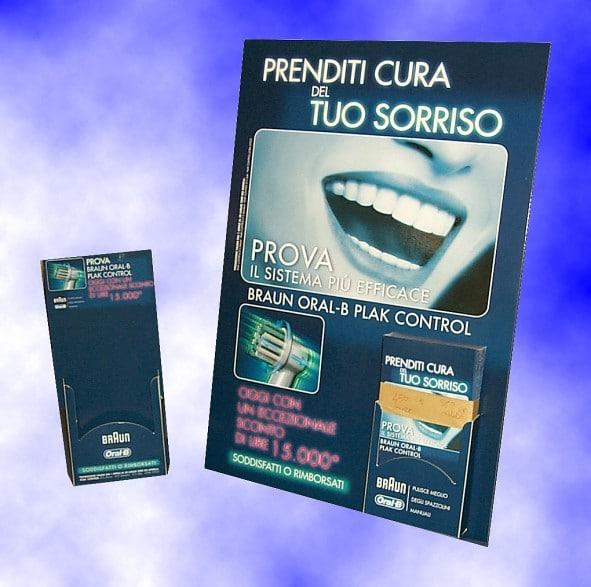 Miscellanea Oral-B Plack Control