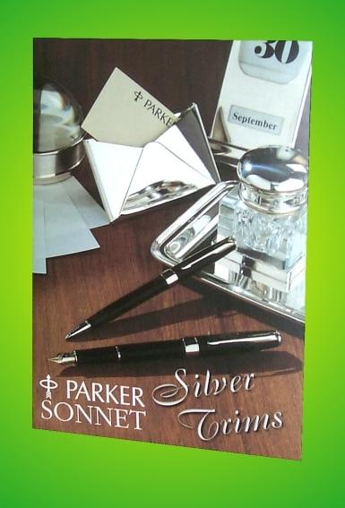 Miscellanea Silver Trims Parker