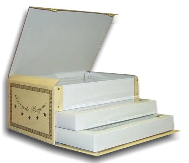 Baule 3 cassetti