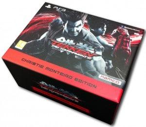 Cofanetto Videogame Tekken
