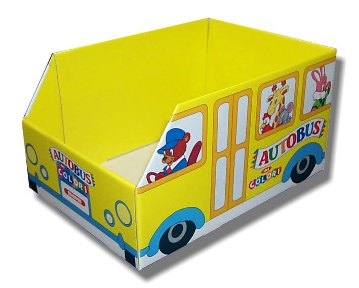 Display autobus