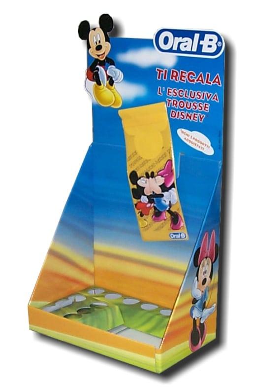 Display Disney Oral B