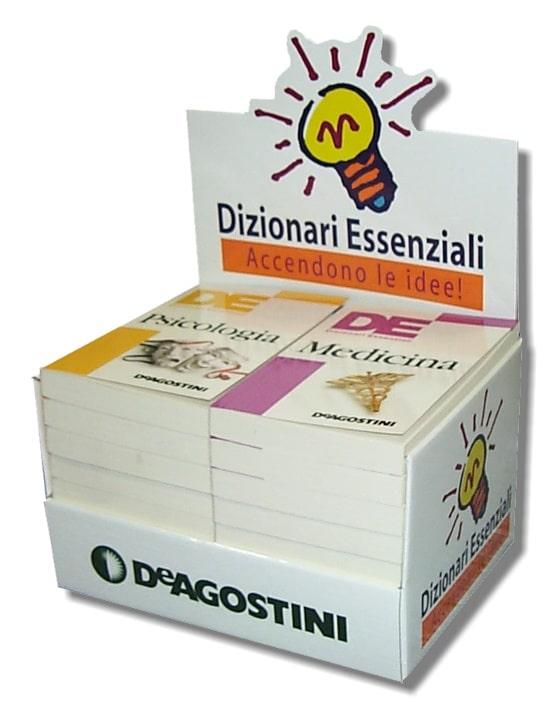 Display dizionari essenziali