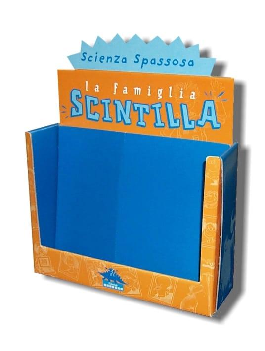Display la famiglia Scintilla