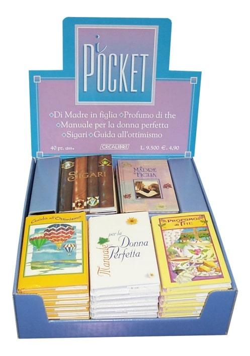 Display libri pocket