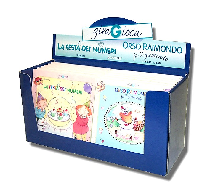 Display orso Raimondo