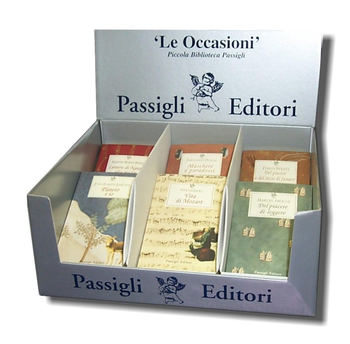 Display Passigli Editori