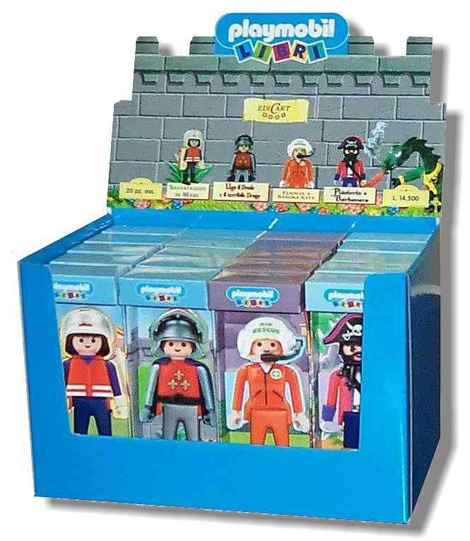 Display Playmobil