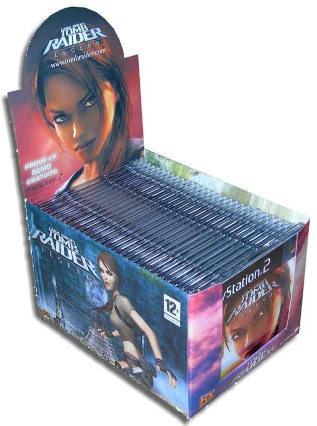 Display Tomb Raider