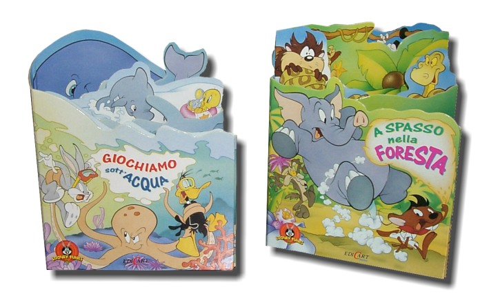 Libri gioco per bambini
