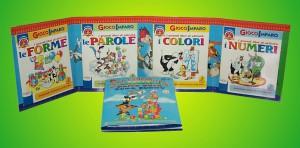 Libri vari Parole e Colori