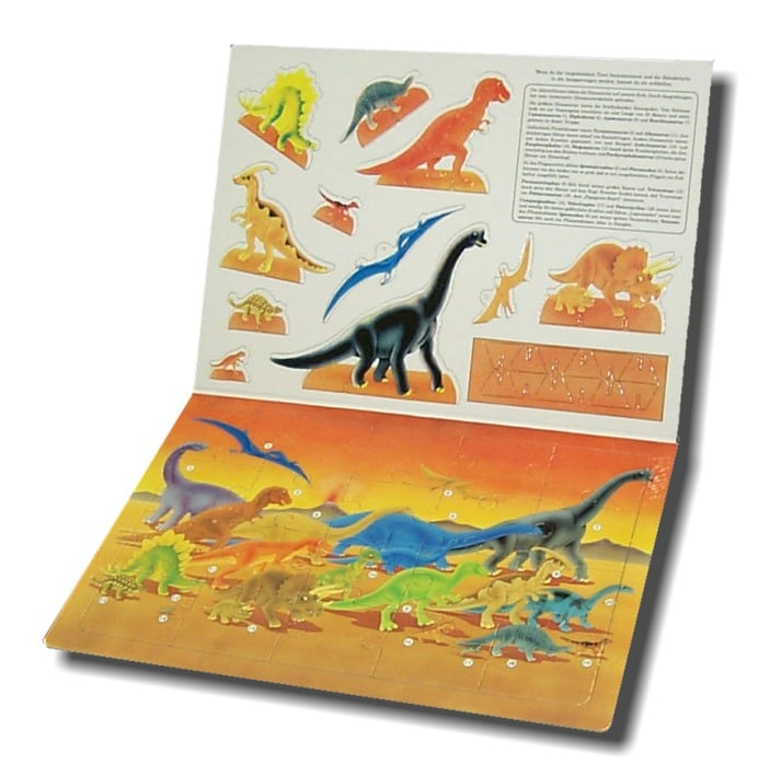 Libro Dinosauri per bambini