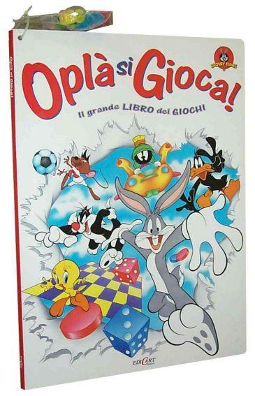 Libro gioco per bambini chiuso