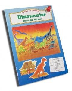Libro per bambini Dinosaurier