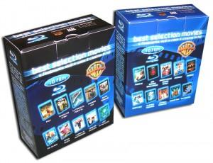 Scatola cartone per DVD