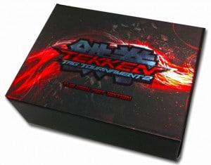 Scatole cartone Videogame Tekken