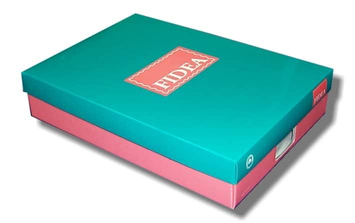 Box cartone Fidea