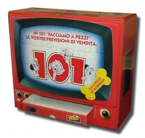 Miscellanea Televisione Carica dei 101