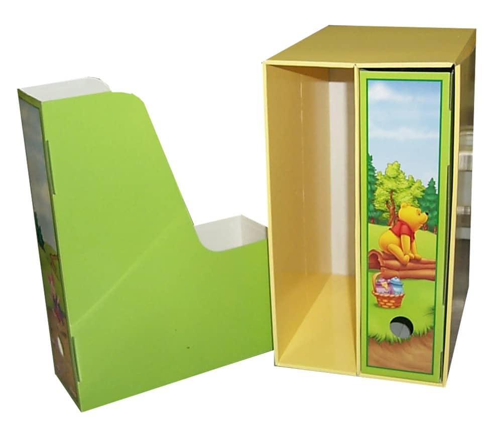 Porta Documenti in cartone Winnie the Pooh
