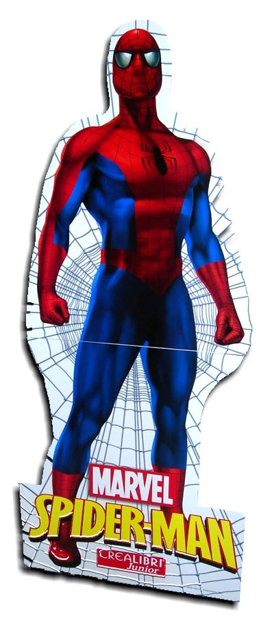 Sagoma cartone Spiderman
