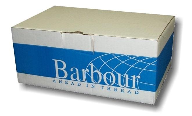 Scatola cartone Barbour