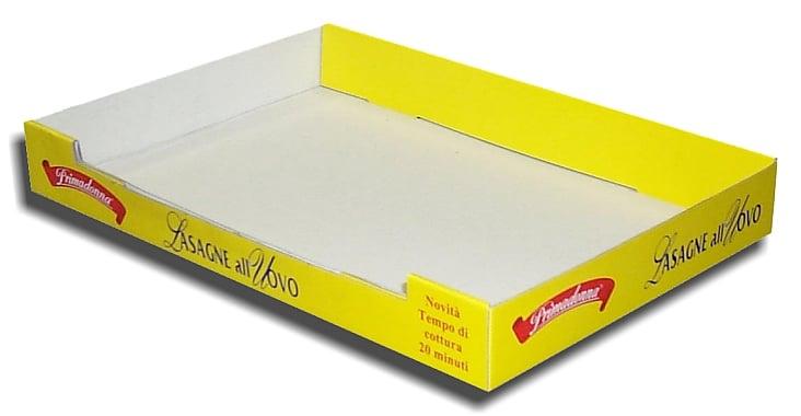 Scatola cartone per pasta