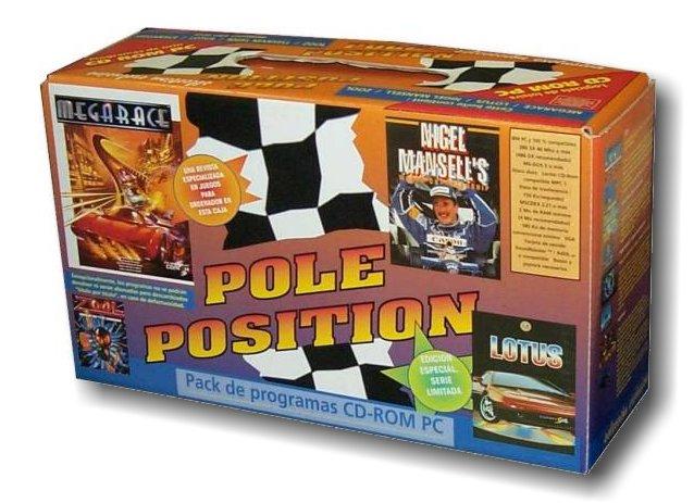 Scatola cartone Pole Position